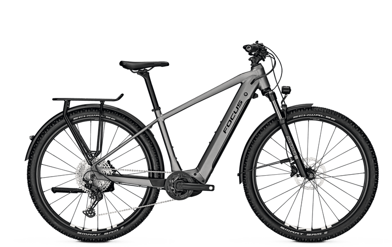 Focus Aventura 6.8 e Bike 2021