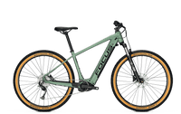 Focus Jarifa 6.7 NINE e Mountain Bike Green