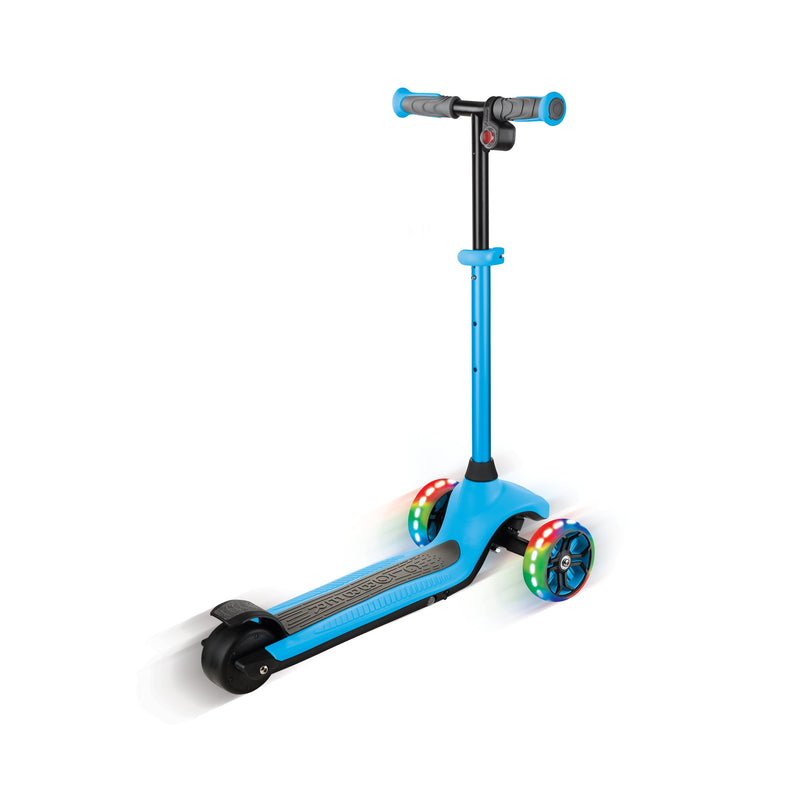 Globber ONE K E Motion 4 Kids e Scooter Motion Blue