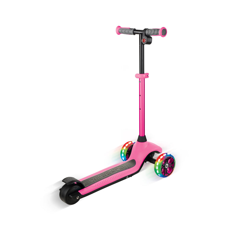 Globber ONE K E Motion 4 Kids e Scooter Motion Pink