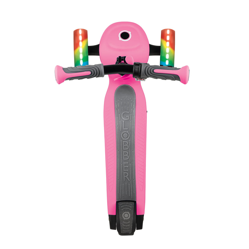 Globber ONE K E Motion 4 Kids e Scooter Top Pink