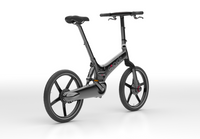 Gocycle GXi Black Back Angle