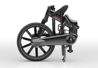 Gocycle GXi Black Folded Left