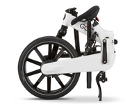 Gocycle GXi White Folded