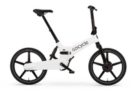 Gocycle GXi White Right