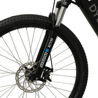 Hard Tail Mixte 8 Speed e Bike Fork
