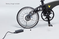 Hummingbird Electric e Bike Visual Carbon Charger