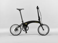 Hummingbird Electric e Bike Visual Carbon