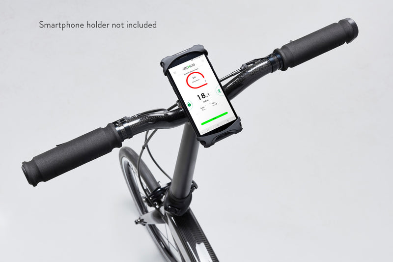 Hummingbird Electric e Bike Visual Carbon Smart Phone Holder
