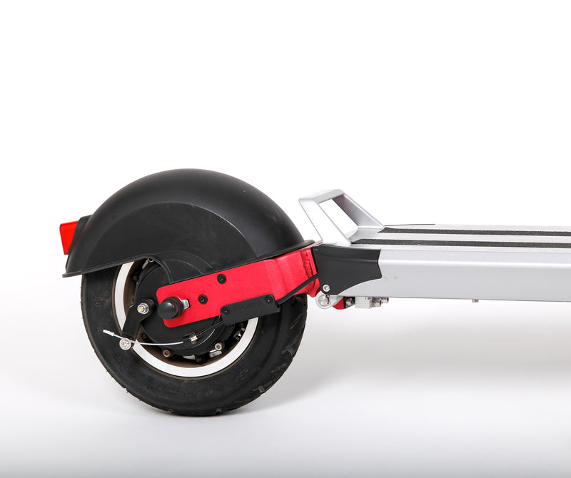 Inokim Quick4 Super eScooter Rear Wheel