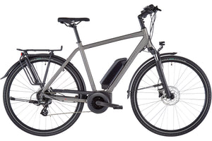 Kalkhoff Endeavour 1B Move Diamond Frame ebike Toronto Grey Full
