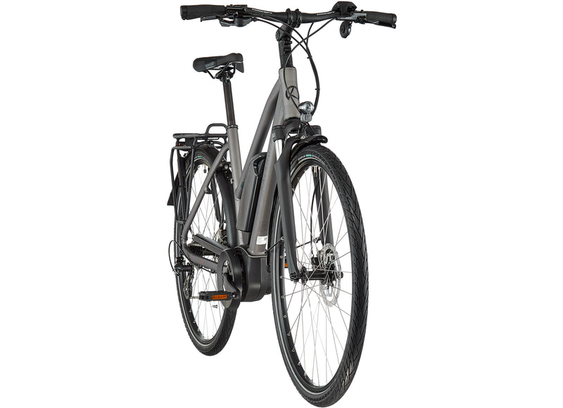 Kalkhoff Endeavour 1B Move Trapeze Frame ebike Grey Front