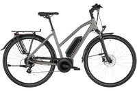Kalkhoff Endeavour 1B Move Trapeze Frame ebike Grey Full