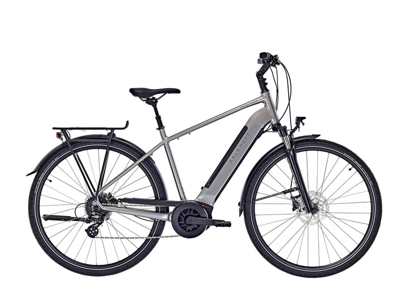 Kalkhoff Endeavour 3.B Move Diamond Frame e Bike 2021 Silver