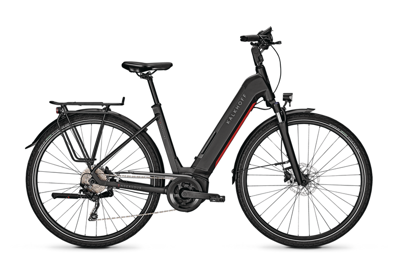 Kalkhoff Endeavour 5.B Season Wave Frame e Bike 2021