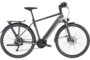 Kalkhoff Endeavour 5B Move Diamond Frame ebike Smoke Silver Full
