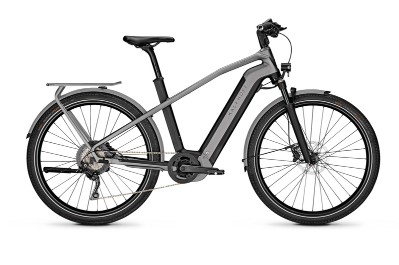 Kalkhoff Endeavour 7.B Move Diamond Frame e Bike 2021 Grey