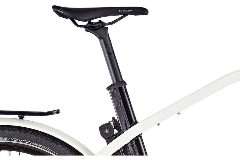 Kalkhoff Endeavour 7B Advance Diamond Frame ebike Star White Saddle
