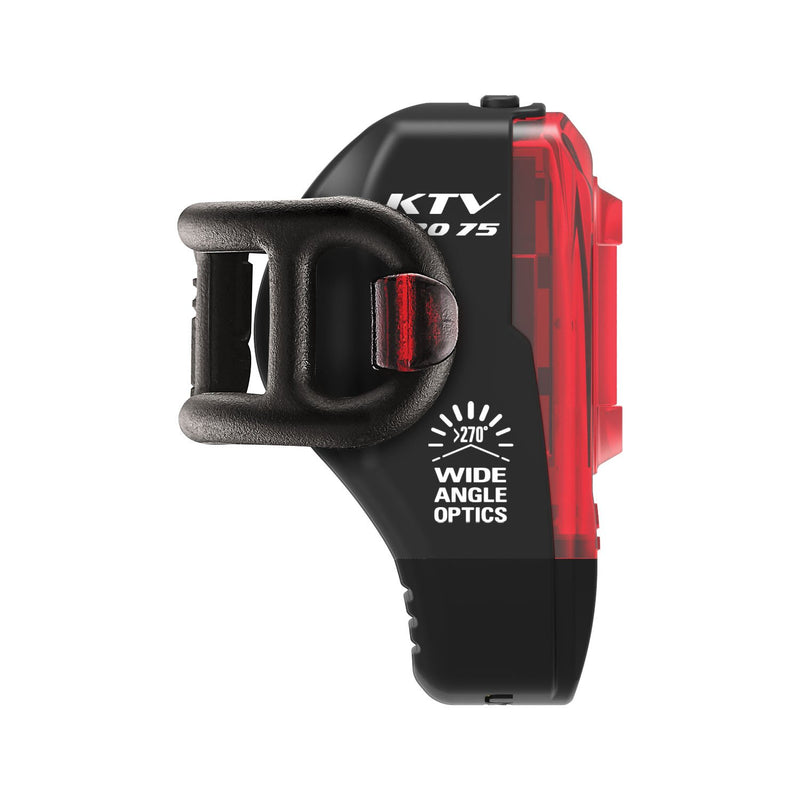 Lezyne e Bike KTV Pro Drive Rear Light Side