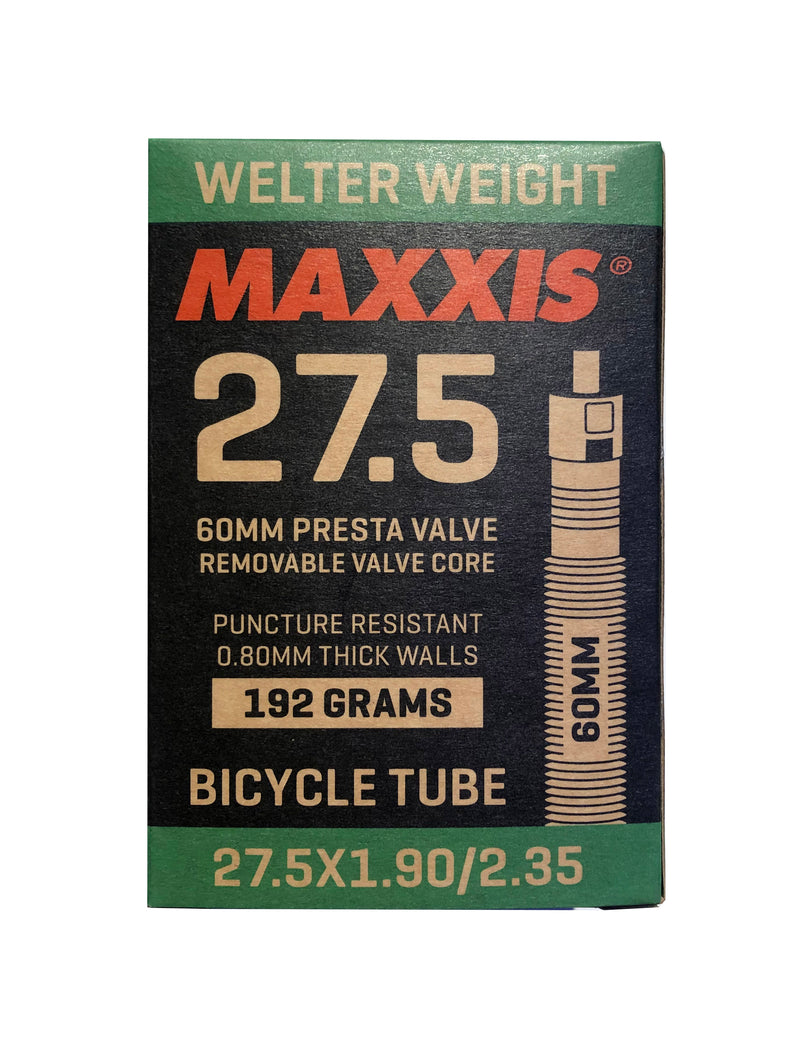 MAXXIS TUBE WELTER WEIGHT 27.5X1.90 2.35 PRESTA FV RVC 60MM