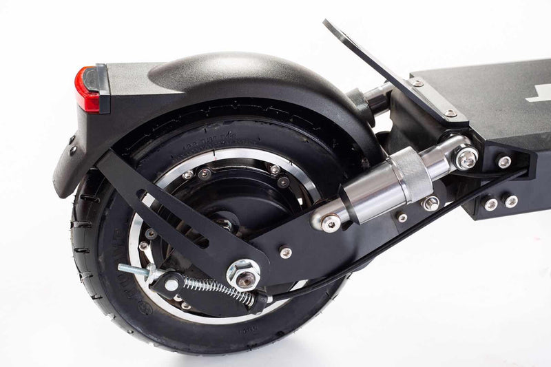 Machine Vixen City 500 e Scooter Suspension Rear