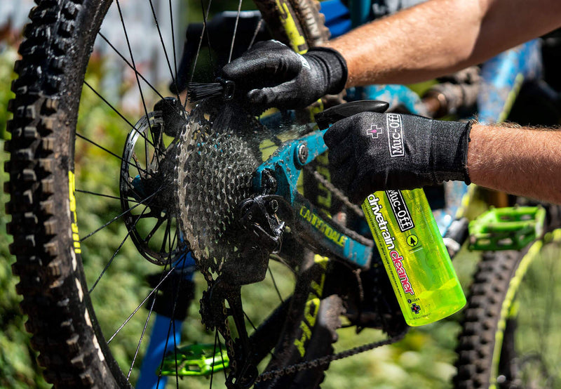 Muc-Off Biodegradable Drivetrain Cleaner Spray Cogs