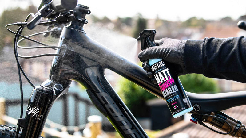 Muc-Off Matt Finish Detailer Lifestyle Spray Cannondale