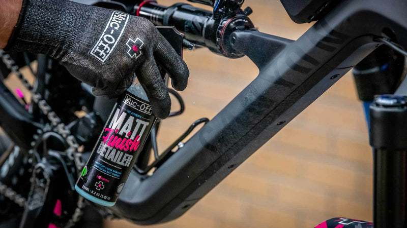 Muc-Off Matt Finish Detailer Lifestyle Spray Canyon MTB