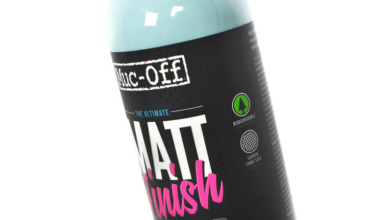 Muc-Off Matt Finish Detailer Side