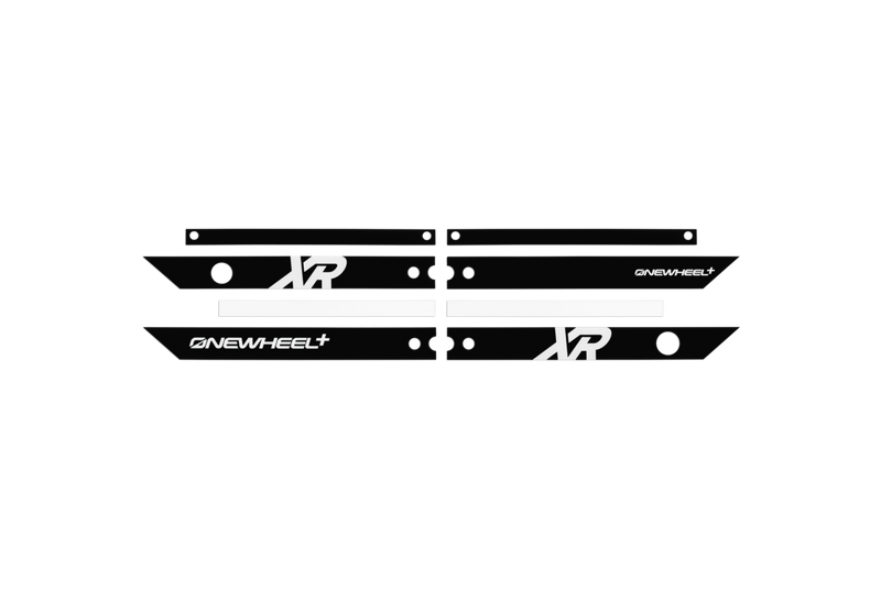 OneWheel XR Rail Guards Black