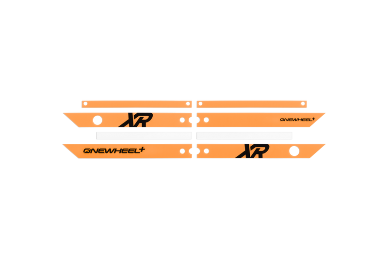 OneWheel XR Rail Guards Fluorescent Orange