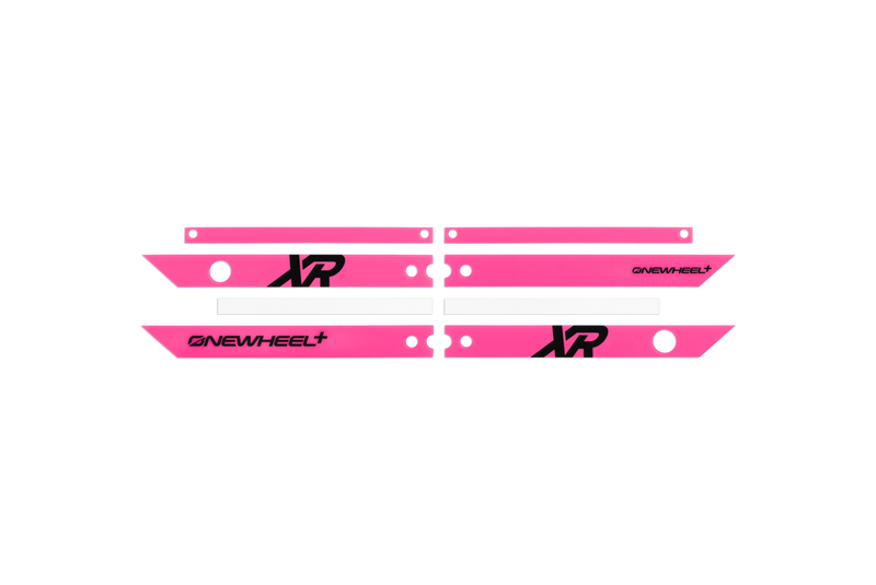 OneWheel XR Rail Guards Fuchsia