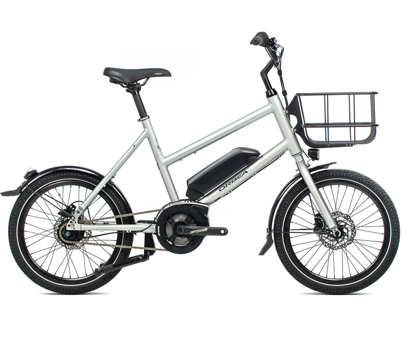Orbea KATU E 30 e Bike 2021 Etheric Silver Side