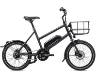 Orbea KATU E 30 e Bike 2021 Mag Black Side
