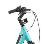 Orbea Optima Comfort 30 e Bike Blue Handlebar