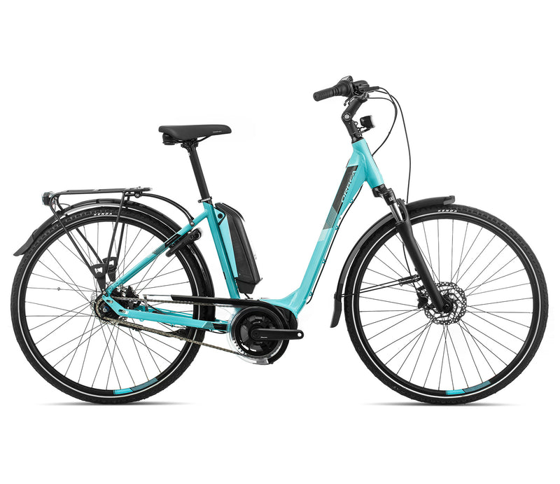 Orbea Optima Comfort 30 e Bike Blue
