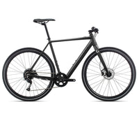 Orbea Urban Gain F40 ebike Black Full