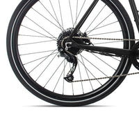 Orbea Urban Gain F40 ebike Black Rear Wheel