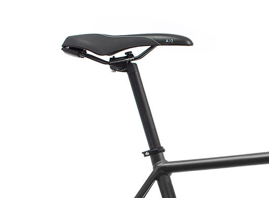 Orbea Urban Gain F40 ebike Black Saddle