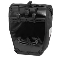 Ortlieb Back Roller Classic QL2.1 Waterproof Pannier Bag Back Black