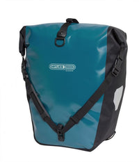Ortlieb Back Roller Classic QL2.1 Waterproof Pannier Bag Petrol Black