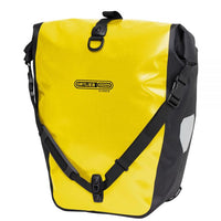 Ortlieb Back Roller Classic QL2.1 Waterproof Pannier Bag Yellow Black