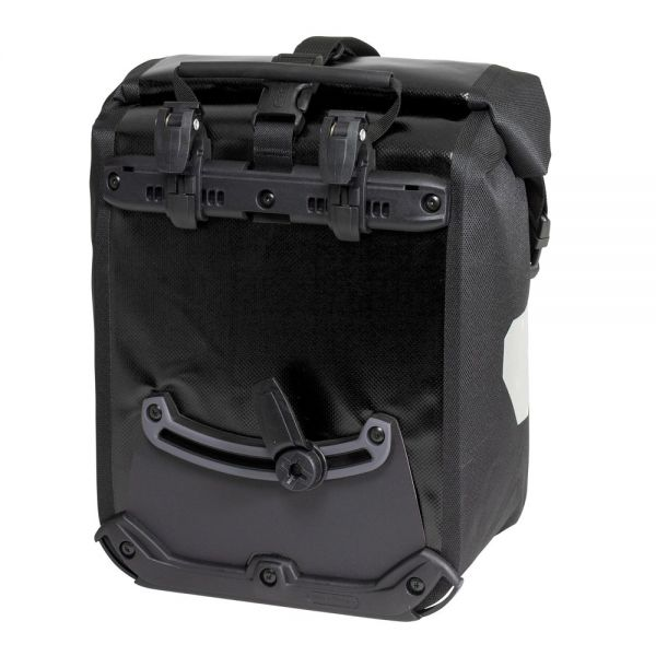 Ortlieb Sport Roller Classic QL2.1 Waterproof Pannier Bag Black Back
