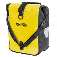 Ortlieb Sport Roller Classic QL2.1 Waterproof Pannier Bag Yellow Black