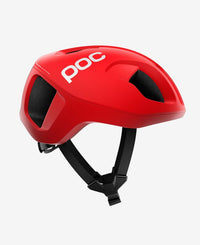 POC Ventral Spin Helmet Prismane Red Right