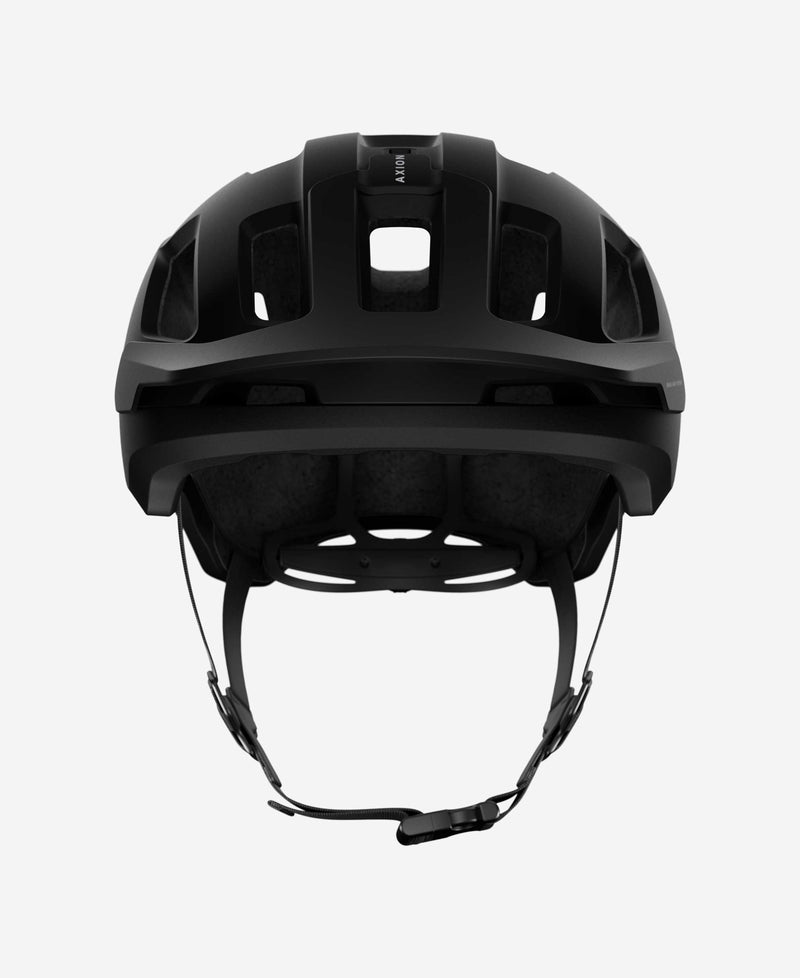 Poc Axion Spin Matte Black Front