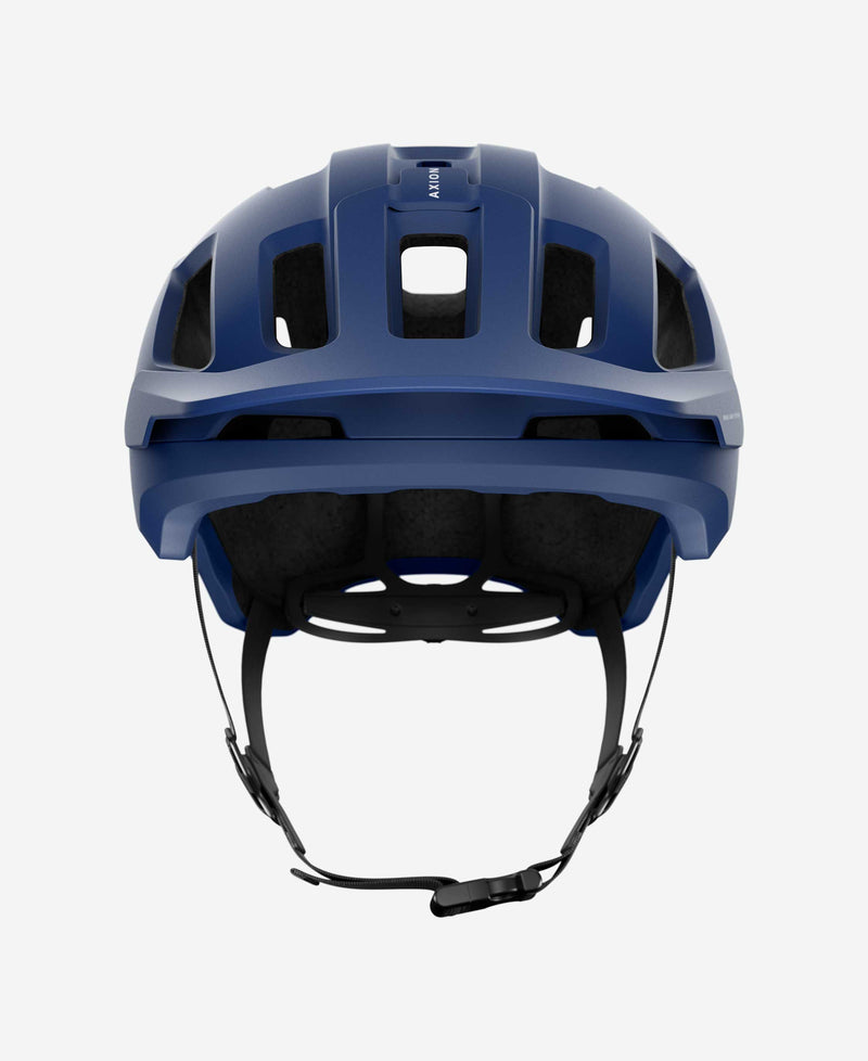 Poc Axion Spin Matte Blue Front