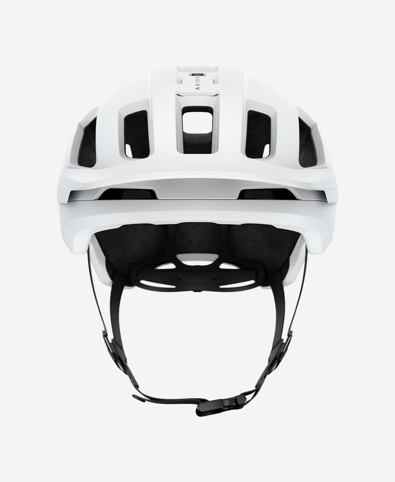 Poc Axion Spin Matte White Front