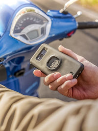 Quad Lock Samsung Galaxy Case Bike