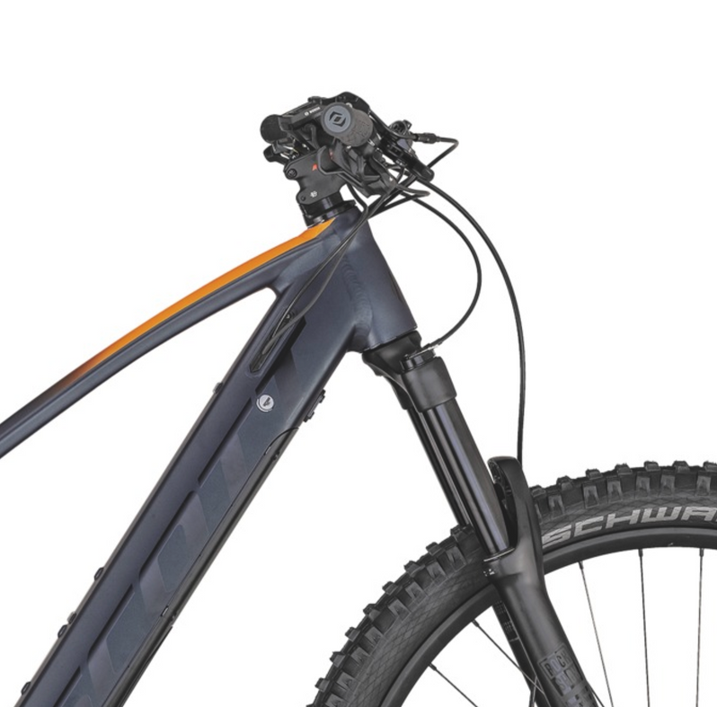 Scott Genius eRIDE 930 e Mountain Bike Handlebars